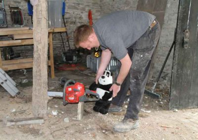 chainsaw-training